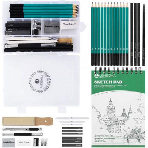 Crayon de Dessin Lemecima