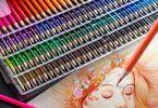 Crayon de couleur pro